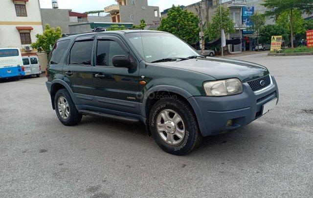 Bán nhanh Ford Escape 2001 số tự động máy 3.0, thượng hiệu Mỹ giá rẻ như cho, chỉ có 125tr3