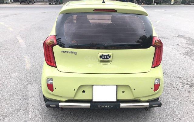 Kia Morning 1.0AT Sport cuối 2011 vàng chanh, 1 chủ, không mới, không đẹp, không chất tặng xe luôn, đẹp nhất thị trường14