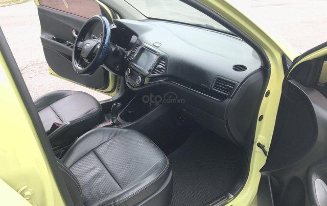 Kia Morning 1.0AT Sport cuối 2011 vàng chanh, 1 chủ, không mới, không đẹp, không chất tặng xe luôn, đẹp nhất thị trường5