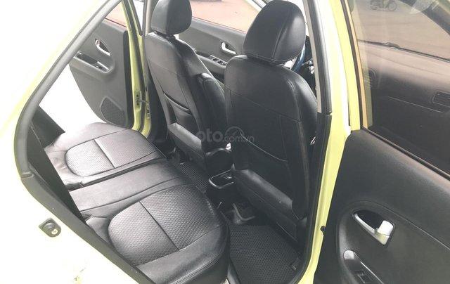 Kia Morning 1.0AT Sport cuối 2011 vàng chanh, 1 chủ, không mới, không đẹp, không chất tặng xe luôn, đẹp nhất thị trường6