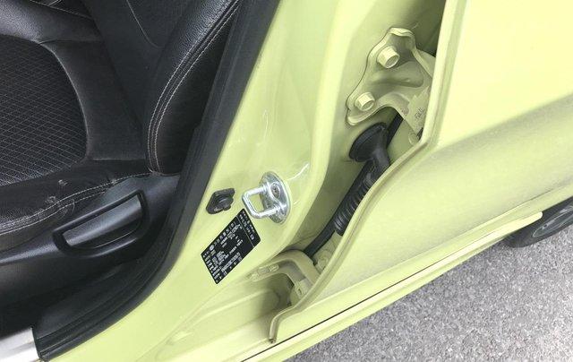 Kia Morning 1.0AT Sport cuối 2011 vàng chanh, 1 chủ, không mới, không đẹp, không chất tặng xe luôn, đẹp nhất thị trường9