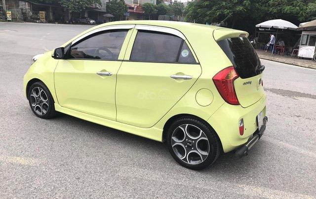 Kia Morning 1.0AT Sport cuối 2011 vàng chanh, 1 chủ, không mới, không đẹp, không chất tặng xe luôn, đẹp nhất thị trường2