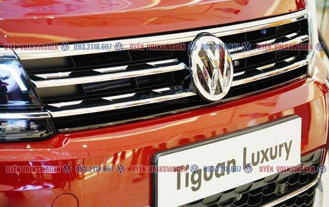 Xe Tiguan Luxury ưu đãi 120tr tiền mặt + gói quà tặng và phụ kiện trị giá 60tr, đủ màu sắc, vay NH 90%, lãi suất tốt0