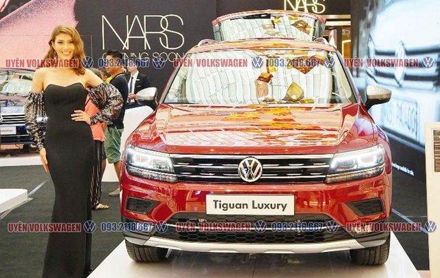 Xe Tiguan Luxury ưu đãi 120tr tiền mặt + gói quà tặng và phụ kiện trị giá 60tr, đủ màu sắc, vay NH 90%, lãi suất tốt1