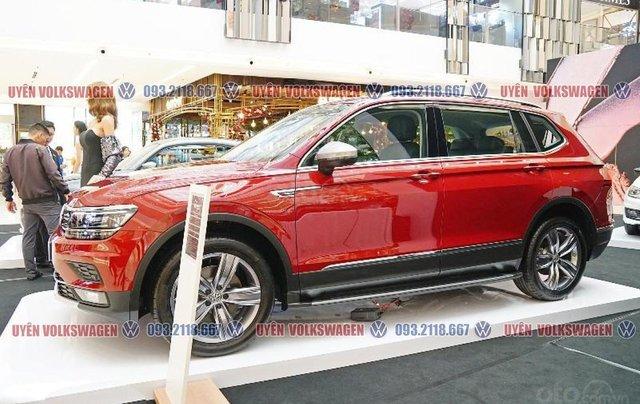 Xe Tiguan Luxury ưu đãi 120tr tiền mặt + gói quà tặng và phụ kiện trị giá 60tr, đủ màu sắc, vay NH 90%, lãi suất tốt9