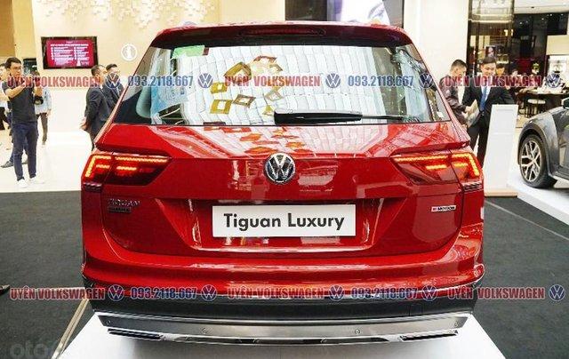 Xe Tiguan Luxury ưu đãi 120tr tiền mặt + gói quà tặng và phụ kiện trị giá 60tr, đủ màu sắc, vay NH 90%, lãi suất tốt11