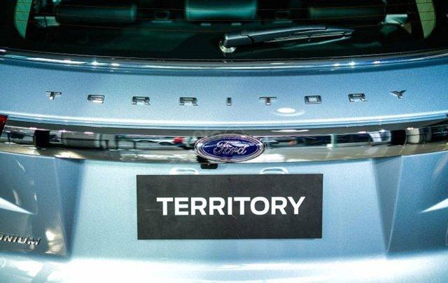 Ford Territory sắp ra mắt, thế chân Ford Escape đối đầu Honda CR-V3