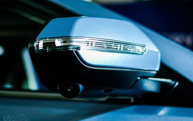 Ford Territory sắp ra mắt, thế chân Ford Escape đối đầu Honda CR-V7