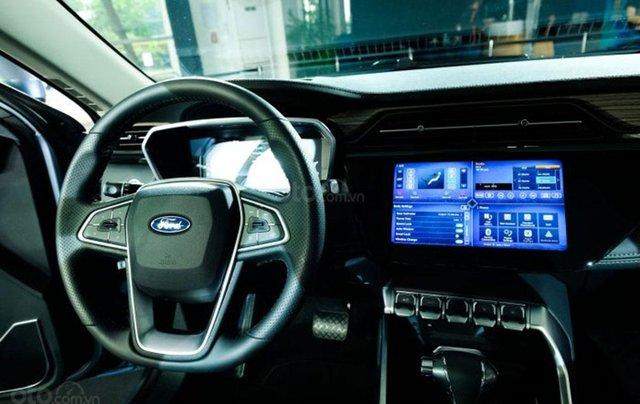 Ford Territory sắp ra mắt, thế chân Ford Escape đối đầu Honda CR-V13