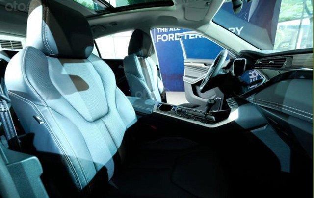 Ford Territory sắp ra mắt, thế chân Ford Escape đối đầu Honda CR-V14