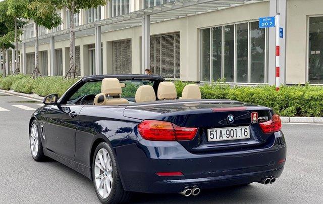 Bán BMW 428i (245hp) xanh/kem mui trần, model 20153