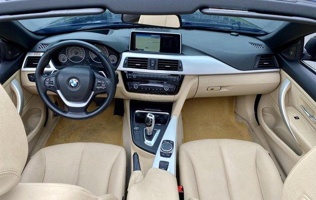 Bán BMW 428i (245hp) xanh/kem mui trần, model 20155