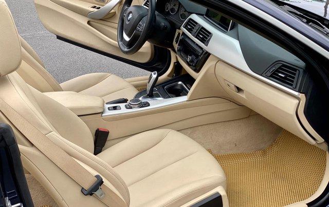 Bán BMW 428i (245hp) xanh/kem mui trần, model 20157