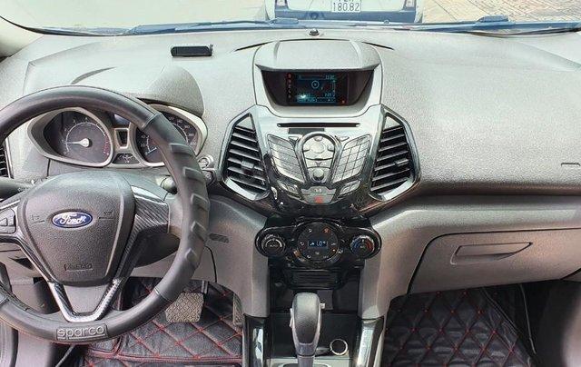 Bán Ford Ecosport sx 2017 Titanium, mới 98%7