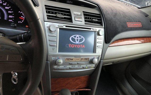 Bán xe Toyota Camry 2.4G, số tự động sx 20119