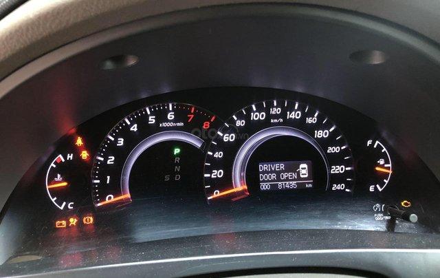Bán xe Toyota Camry 2.4G, số tự động sx 20118