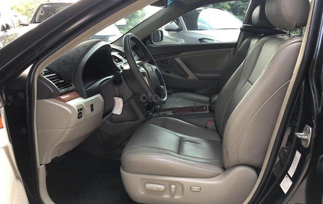 Bán xe Toyota Camry 2.4G, số tự động sx 20116