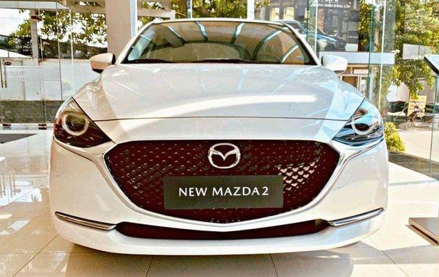 [Mazda Bình Tân - HCM] New Mazda 2 2020 nhập Thái 100% nhưng vẫn ưu đãi thuế trước bạ 50%, tặng bộ phụ kiện chính hãng0