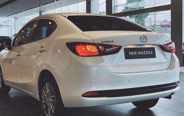 [Mazda Bình Tân - HCM] New Mazda 2 2020 nhập Thái 100% nhưng vẫn ưu đãi thuế trước bạ 50%, tặng bộ phụ kiện chính hãng2