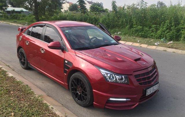 Cần bán gấp Chevrolet Cruze năm 2014, màu đỏ, nhập khẩu, giá chỉ 315 triệu2