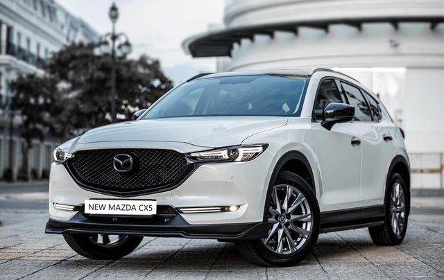 New Mazda CX5 2020 - Ưu đãi đến 120tr - Trả trước 220 triệu nhận xe ngay - Cam kết giá tốt nhất0
