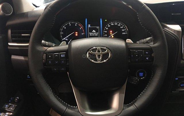 Bán Toyota Fortuner 2020 giá 995 triệu, trả trước 280 triệu nhận xe tại Toyota Tây Ninh6