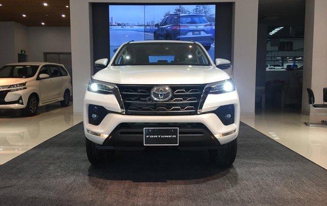 Bán Toyota Fortuner 2020 giá 995 triệu, trả trước 280 triệu nhận xe tại Toyota Tây Ninh8