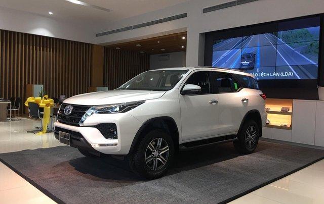 Bán Toyota Fortuner 2020 giá 995 triệu, trả trước 280 triệu nhận xe tại Toyota Tây Ninh10
