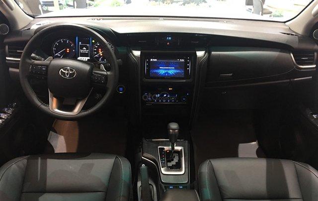 Bán Toyota Fortuner 2020 giá 995 triệu, trả trước 280 triệu nhận xe tại Toyota Tây Ninh11