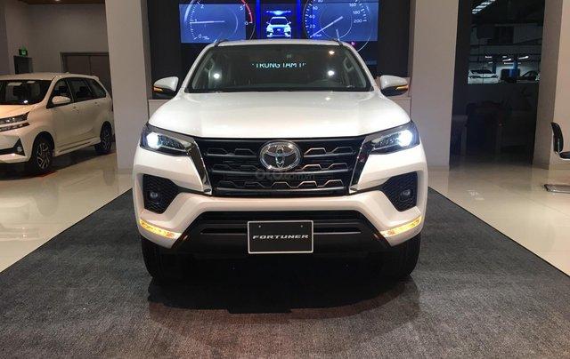 Bán Toyota Fortuner 2020 giá 995 triệu, trả trước 280 triệu nhận xe tại Toyota Tây Ninh12