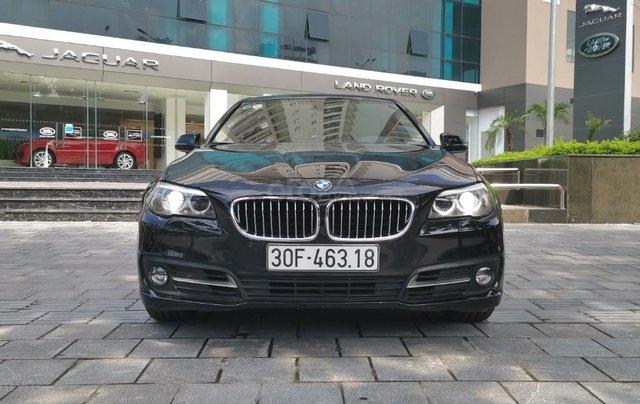 Cần bán xe BMW 6 Series đời 2014, màu đen, xe nhập0