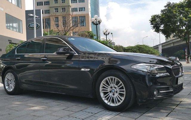 Cần bán xe BMW 6 Series đời 2014, màu đen, xe nhập1
