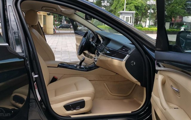 Cần bán xe BMW 6 Series đời 2014, màu đen, xe nhập12