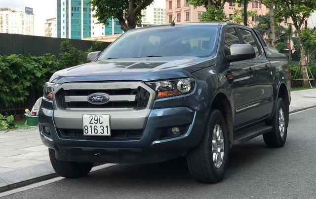 Cần bán gấp Ford Ranger XLS sản xuất 2016 số tự động1