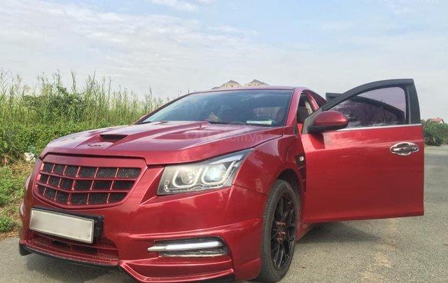 Cần bán gấp Chevrolet Cruze năm 2014, màu đỏ, nhập khẩu, giá chỉ 315 triệu1