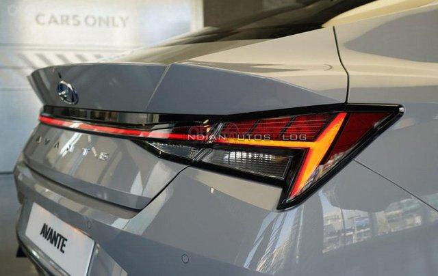Hyundai Elantra thế hệ mới sắp ra mắt thị trường Việt có gì đặc biệt?5
