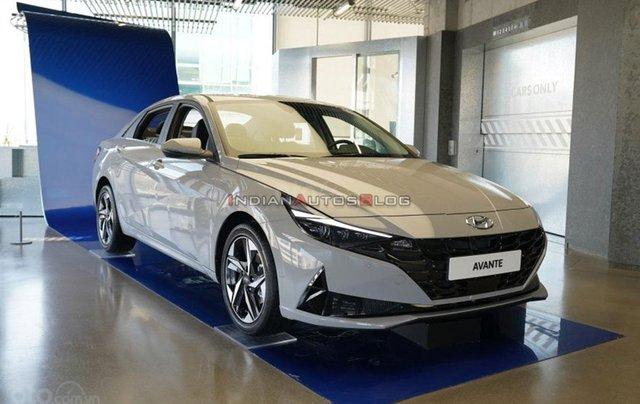 Hyundai Elantra thế hệ mới sắp ra mắt thị trường Việt có gì đặc biệt?20