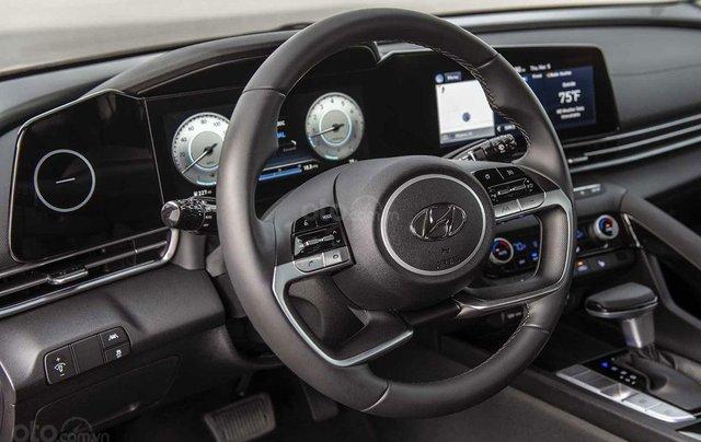 Hyundai Elantra thế hệ mới sắp ra mắt thị trường Việt có gì đặc biệt?16
