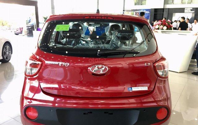 Hyundai Hà Đông - Hyundai Grand i10 1.2 AT 2020, hỗ trợ trả góp 90%, hỗ trợ Grab3