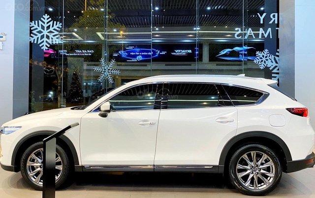 [TPHCM] Mazda CX8 - ưu đãi hơn 220tr - hỗ trợ bảo hiểm thân vỏ và phụ kiện - Chỉ 320tr1