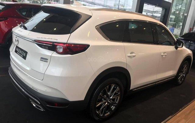 [TPHCM] Mazda CX8 - ưu đãi hơn 220tr - hỗ trợ bảo hiểm thân vỏ và phụ kiện - Chỉ 320tr2