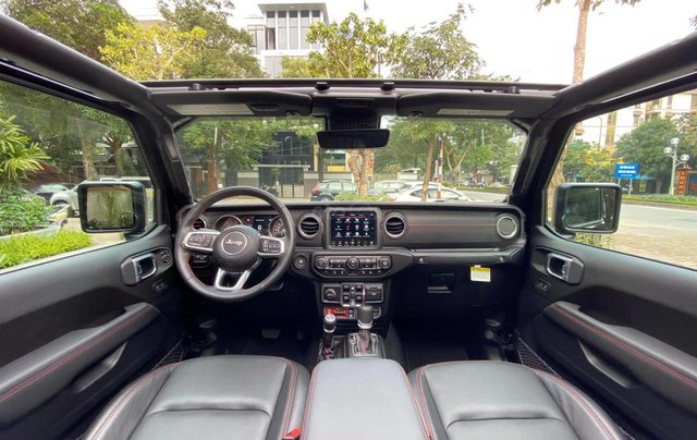 Jeep Gladiator Launch 2020 - 1 xe duy nhất Việt Nam10