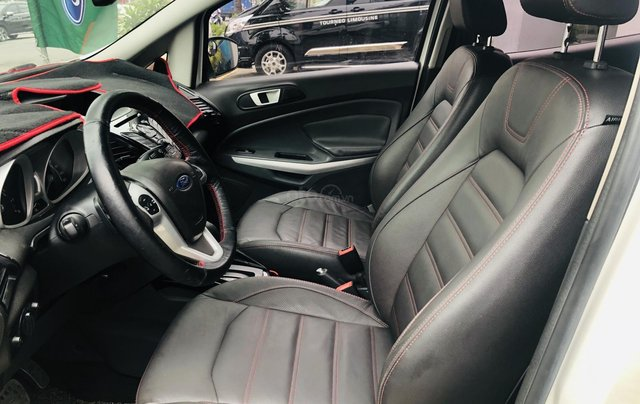 Bán ô tô Ford EcoSport đời 2015, màu nâu ít sử dụng, giá 450 triệu đồng2