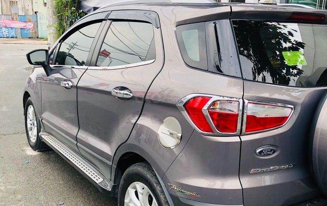 Bán ô tô Ford EcoSport đời 2015, màu nâu ít sử dụng, giá 450 triệu đồng4