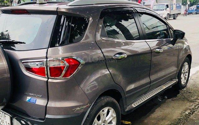 Bán ô tô Ford EcoSport đời 2015, màu nâu ít sử dụng, giá 450 triệu đồng5