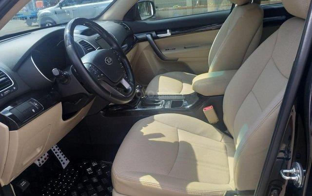 Kia Sorento model 2018, full option, xe nhà ít chạy còn rất mới, giá chỉ 780 triệu5