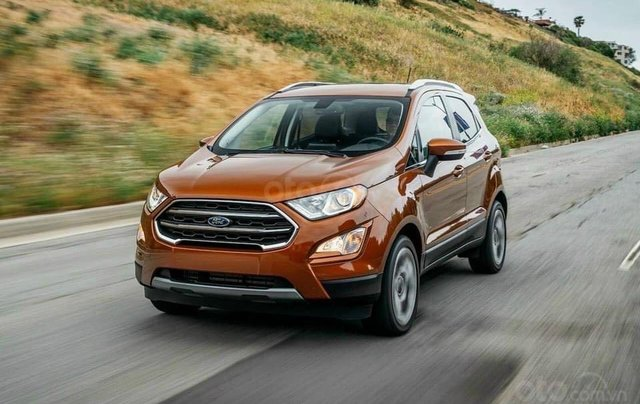 Ford EcoSport 2020, mẫu mới 2020, giảm giá tặng nhiều PK0