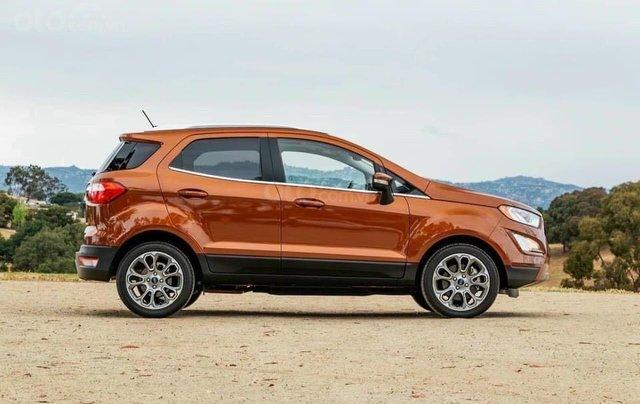 Ford EcoSport 2020, mẫu mới 2020, giảm giá tặng nhiều PK1