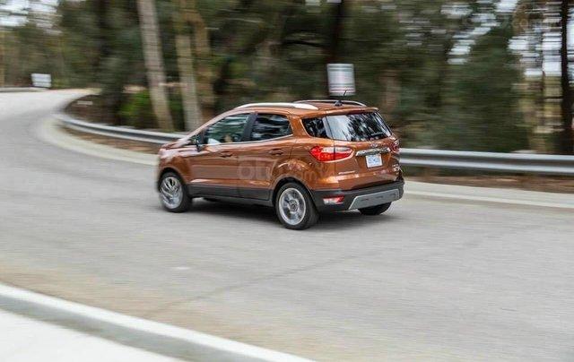 Ford EcoSport 2020, mẫu mới 2020, giảm giá tặng nhiều PK2