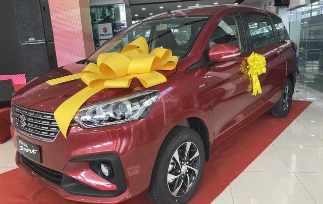 Suzuki Ertiga full option giá cực sốc, hỗ trợ trả góp cực cao, chỉ còn vài xe trả trước 100triệu có xe lăn bánh2